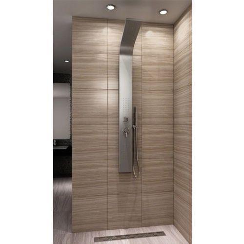 Rea 9731 panel prysznicowy, satyna