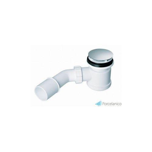Mcalpine Mcalpne syfon brodzikowy 50 z grzybkiem hc26-ss