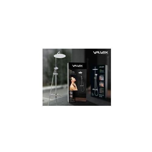 VALVEX DIYA Zestaw natryskowy z baterią termostatyczną, chrom 2447190, 2447190