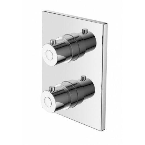 Art Platino TERM Bateria termostatyczna podtynkowa z przełącznikiem TER–BPD.KW.220C
