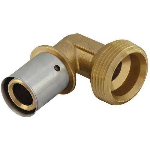 Kan-therm Kan press kolano 16x1/2' gwint zewnętrzny k-901000 (5901615172593)