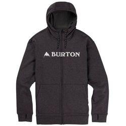 bluza BURTON - Oak Fz Black Heather (001)