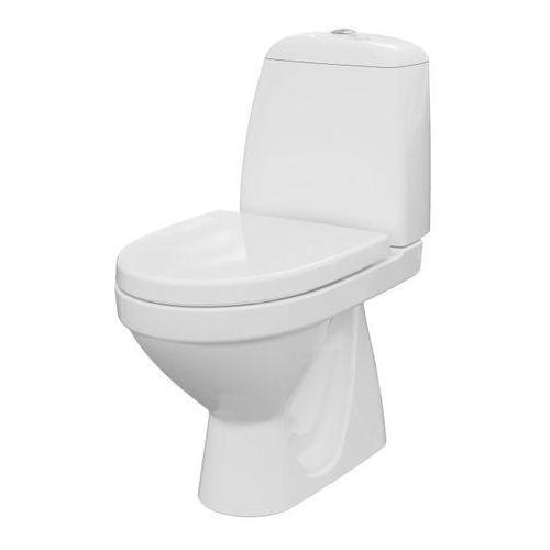 Kompakt WC Cersanit Eko 010 3/6 l z deską duroplast wolnoopadającą (5902115732089)