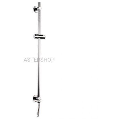 Sapho Drążek prysznicowy z wyjściem wody 70cm 1202-08 (8590913804618)