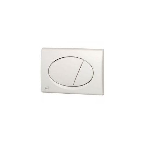 przycisk spłukujący m70 biały marki Delfin