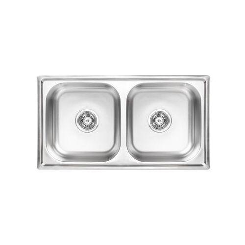 Zlewozmywak stalowy standard / sks_020t marki Kuchinox