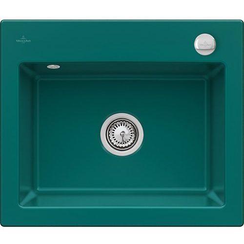 Villeroy & Boch >>Subway 60 S<< 330902 - 50 Emerald