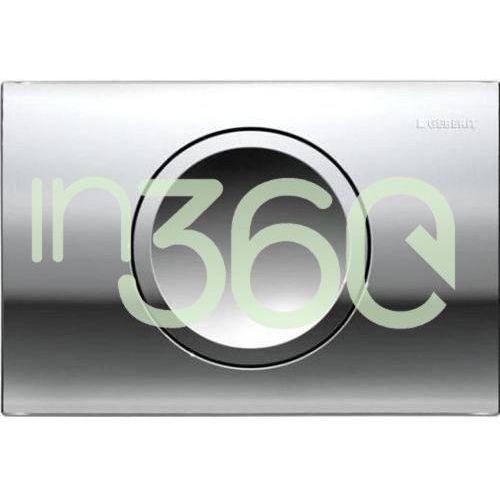 delta11 przycisk uruchamiający przedni do spłuczek podtynk. up100, chrom błyszczący 115.120.21.1 marki Geberit