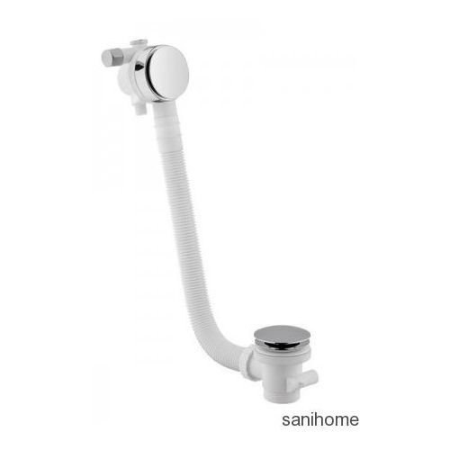 Syfon automatyczny do wanny z napełnieniem UP & DOWN 900 mm VR269051, VR269051