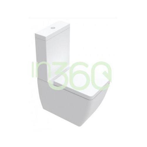 ego miska wc kompaktowa biały 321701 marki Kerasan