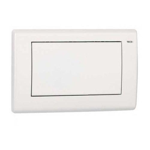 przycisk spłukujący teceplanus biały mat 9240312 marki Tece