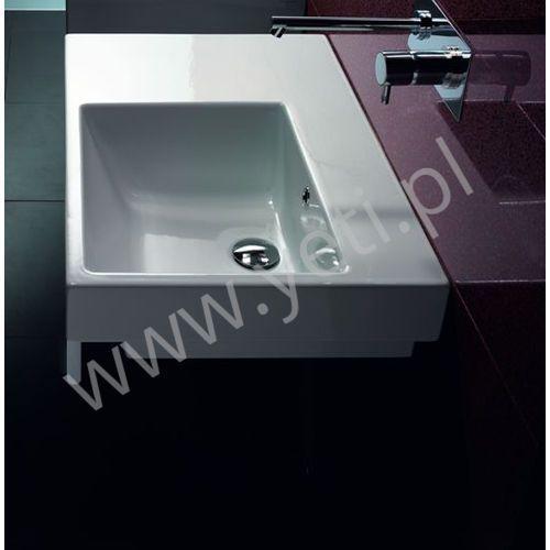 Catalano Verso białe umywalka Domina DX + miska wc + bidet 1VSVE00+5VESTP00