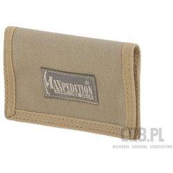Maxpedition Portfel 0218k micro wallet khaki