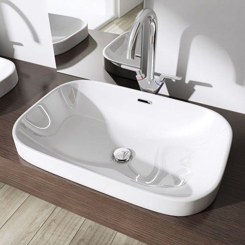Liniger Ceramiczna umywalka wpuszczana c5082