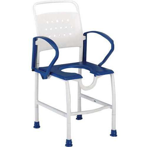 Krzesełko prysznicowe zwickau o udźwigu do 100 kg marki Rebotec