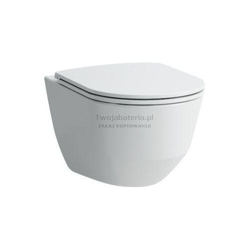 Laufen Pro miska wc wisząca bezrantowa H8209660000001