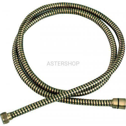 Sapho Powerflex wąż prysznicowy 150 cm kolor brąz fle10bro (8590913825422)