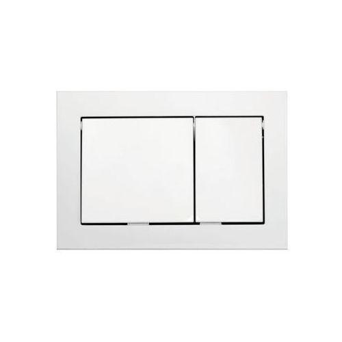 Tece Przycisk spłukujący do stelaża base biały