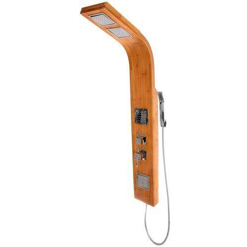 Rea Panel prysznicowy bambusowy 9307 ✖️autoryzowany dystrybutor✖️ (5902557320479)