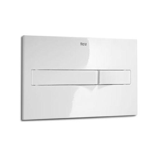 Roca pl2 przycisk z funkcją 3/6l, biały a890096000