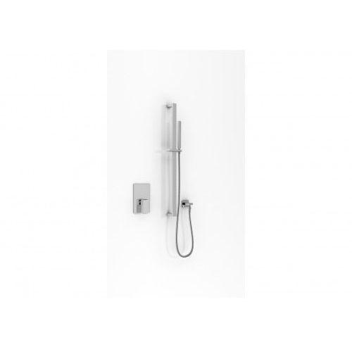 Kohlman zestaw prysznicowy ze słuchawką QW220SSP3, QW220SSP3