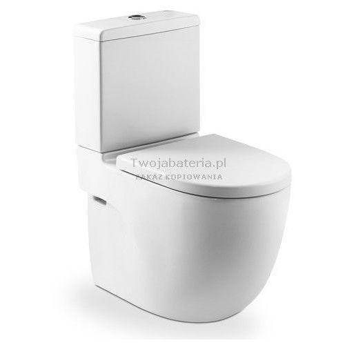 Roca Meridian miska WC do kompaktu Compacto A342248000