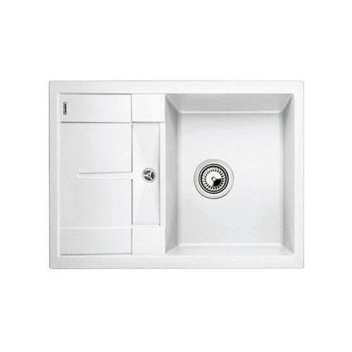 metra 45 s compact 519565 - biały \ manualny marki Blanco