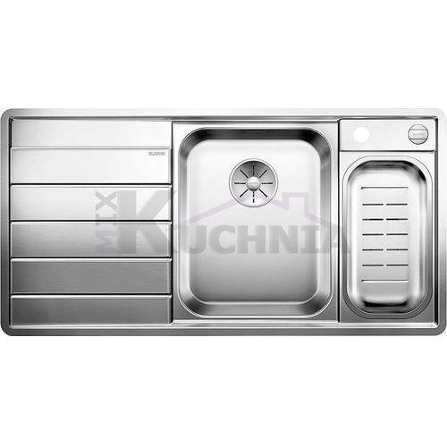 Blanco AXIS III 6 S-IF Steamer System-Edition 522108 komora prawa