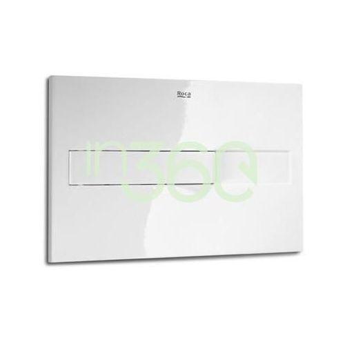 Roca Pl2 przycisk pojedynczy biały A890096100