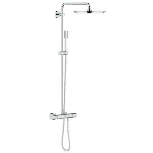 Grohe system prysznicowy z termostatem do montażu ściennego rainshower® system 310 27966000