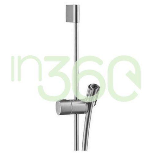 steel drążek prysznicowy 90 cm stalowy 27941800 marki Axor