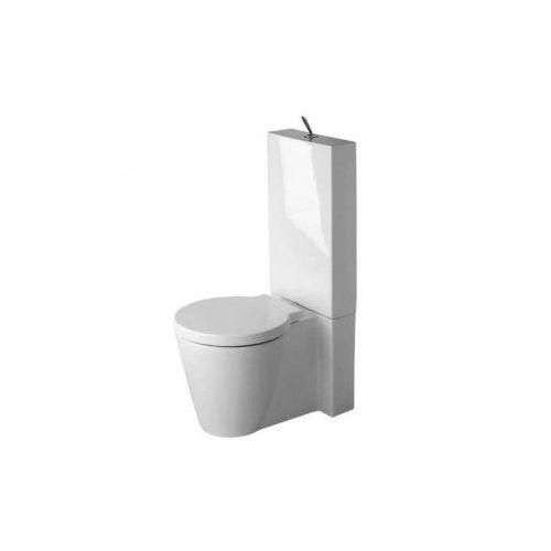 Duravit Starck 1 Kompakt WC stojący biały 0233090064