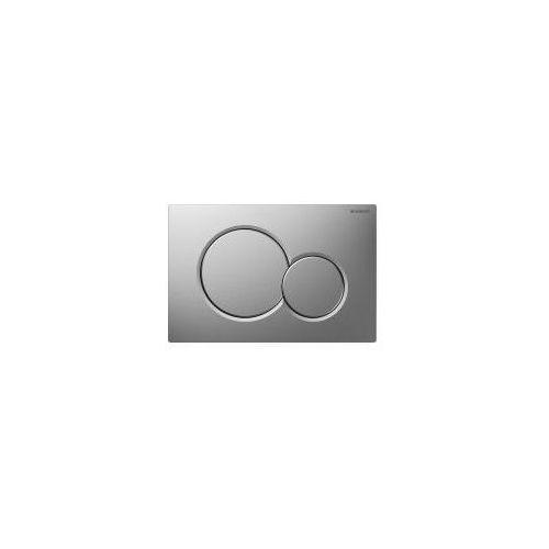 Geberit Przycisk uruchamiający sigma01, przedni (up320) chrom matowy 115.770.46.5 (4025410035189)
