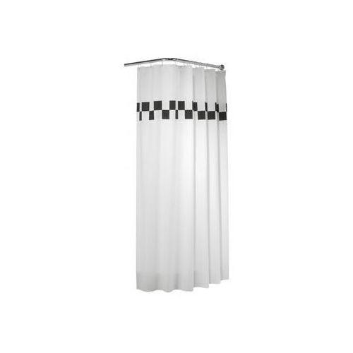 Zasłonka prysznicowa bloki 180 x 200 cm marki Sealskin