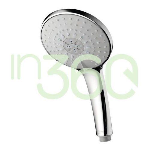 idealrain słuchawka prysznicowa 3-strumienie 120mm chrom b9405aa marki Ideal standard