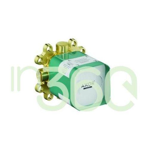 Axor starck showercollection zestaw podtynkowy do głowicy prysznicowej 240x240 mm, dn20 10921180