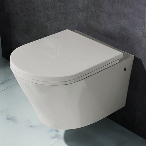 Miska WC wisząca Tito Rimless Rea