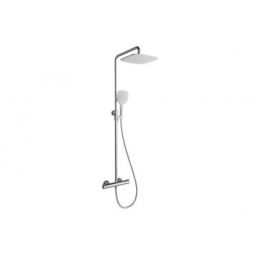 Ravak zestaw prysznicowy termostatyczny Termo 300 z deszczownicą,przesuwny TE 093.00/150 X070099
