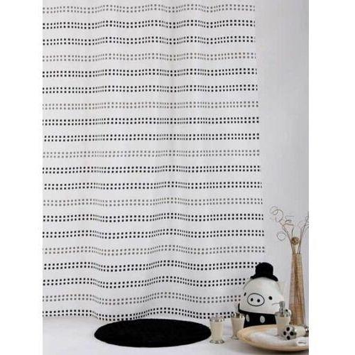 Zasłona prysznicowa Bisk SQUARE 01585