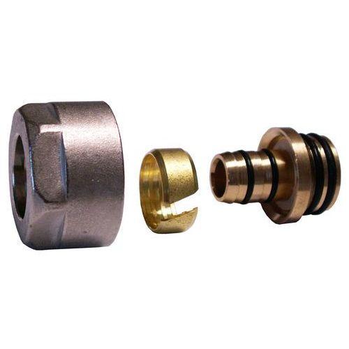Złączka zaciskowa do rury z tworzywa sztucznego pex gw 3/4 - 16x2 6026 00001 marki Schlosser