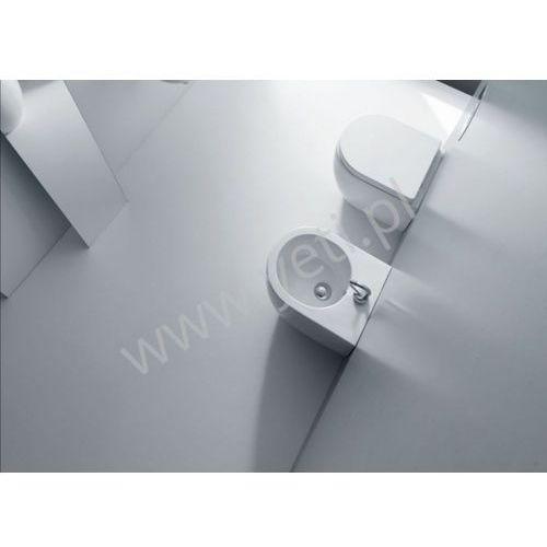 Kerasan miska stojąca flo biała 48 cm 3114