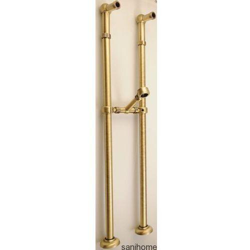 Antea kolumny do instalacji podłogowej brąz 9846