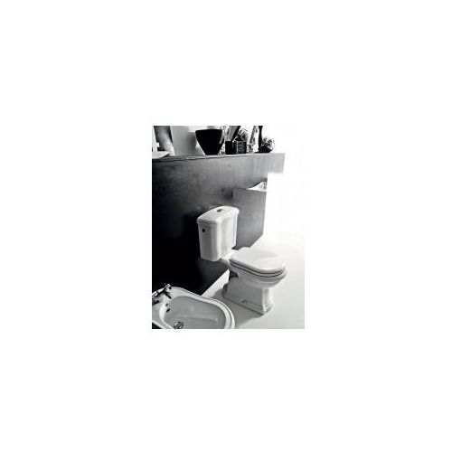 Kerasan Retro kompakt wc kombi odpływ poziomy 1013/1081