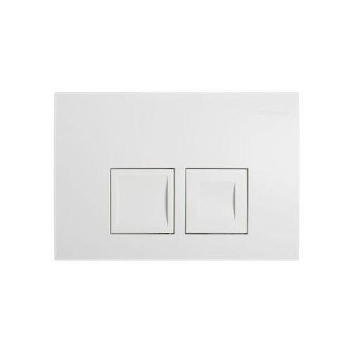 Geberit Przycisk spłukujący do stelaża delta 50 biały