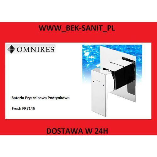 Bateria Omnires Omnires fresh fr7145 bateria prysznicowa, podtynkowa. FR7145