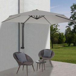 Heute wohnen Parasol balkonowy ogrodowy ścienny