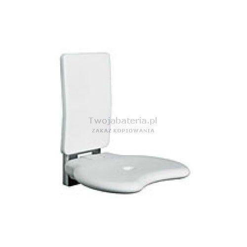 lehnen evolution siedzisko prysznicowe z oparciem l32005001 marki Koło