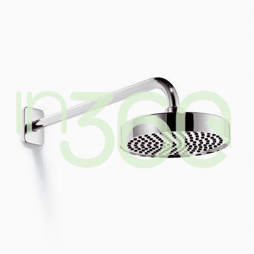 Dornbracht lulu deszczownica prysznicowa 200 mm z ramieniem 450 mm chrom 28548710-00