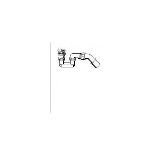 Viega syfon brodzikowy standardowy 312 138
