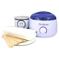 Zestaw podgrzewacz do wosku w puszce + wosk+ paski